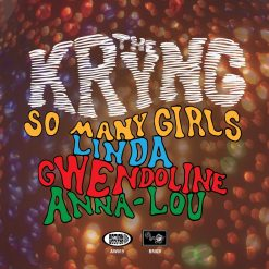 The Kryng - so many girls 7""