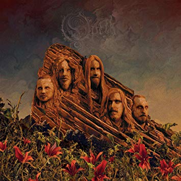 Opeth – garden of Titans