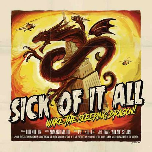 Sick Of It All -wake the sleeping dragon
