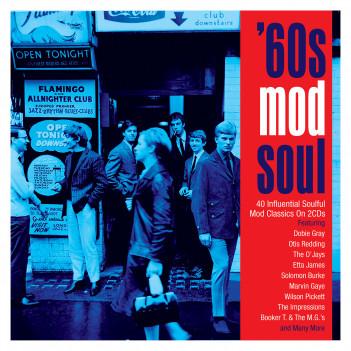 '60's Mod Soul – v/a