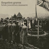 Brian Jonestown Massacre – forgotten graves 10""