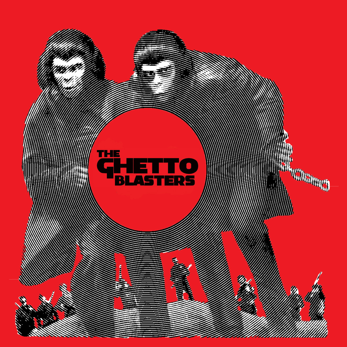 The Ghetto Blasters Hot Rocks Too Loose 7 Quot Platenboer