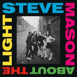Steve Mason – about the light