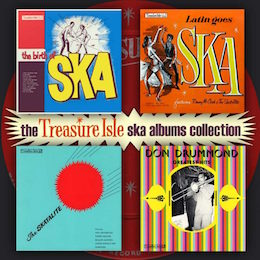 Treasure Isle Ska 2cd – v/a