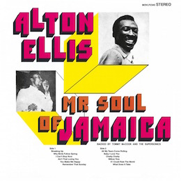 Alton Ellis – mr soul of Jamaica