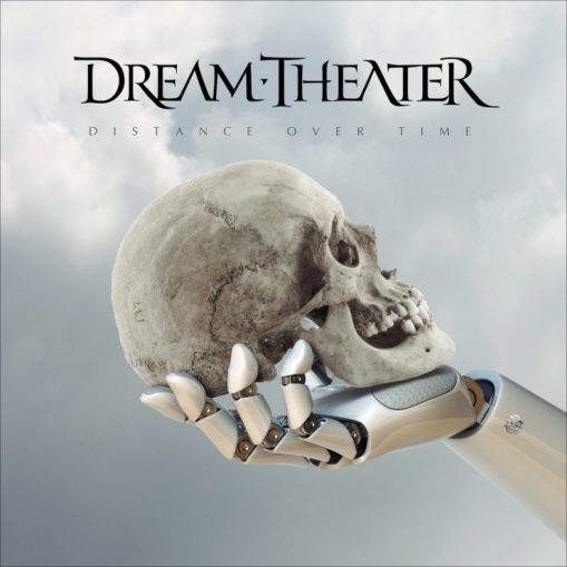 Dream Theatre – distance over time