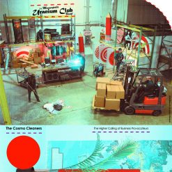 The Uranium Club - the cosmo cleaners