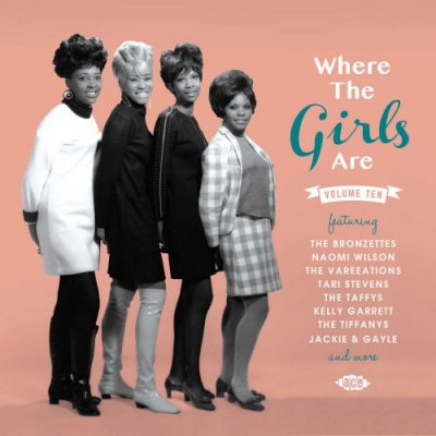 Where The Girls Are vol 10