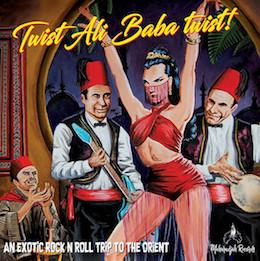 Twist Ali Baba Twist! – v/a