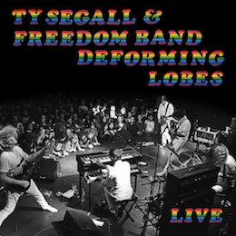 Ty Segal & Freedom Band - deforming lobes