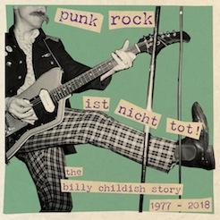 Billy Childish = punk rock ist nicht tot! the billy childish story 1977 - 2018