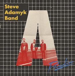 Steve Adamyk Band – paradise