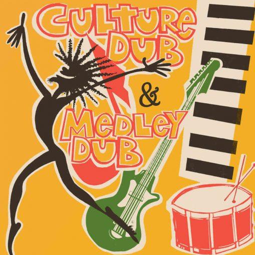 Errol Brown & The Revolutionaries - culture dub & medley dub