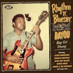 rhythm & bluesin by the bayou - bop cat stomp