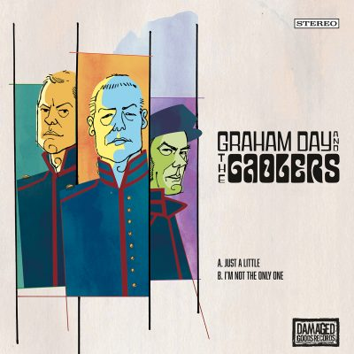Day, Graham & The Gaolers – just a little (7″)