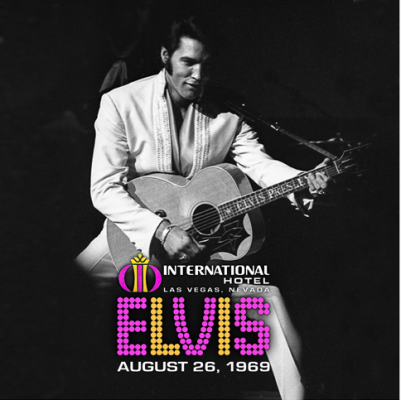 Elvis Presley - live at the International Hotel august 26, 1969