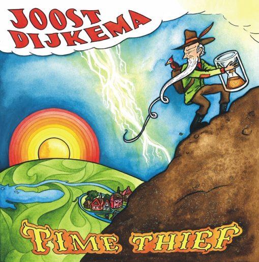 Joost Dijkema - time thief
