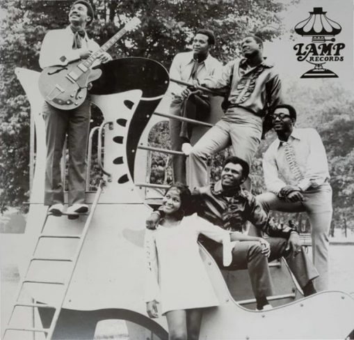 Lamp Records - It Glowed Like The Sun - the story of Naptown's Motown