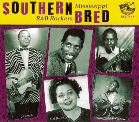 Southern Bred: Mississippi R&B Rockers vol 2