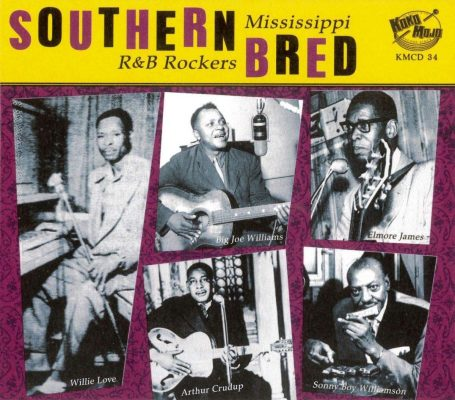 Southern Bred: Mississippi R&B Rockers vol 1