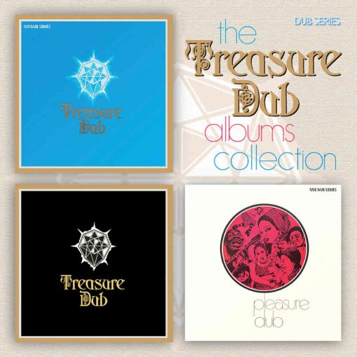 Errol Brown & The Supersonics - the Treasure Dub Albums Collection