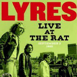 Lyres - live at the Rat, september 3 1980