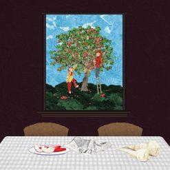 Parsnip - when the tree bears fruit