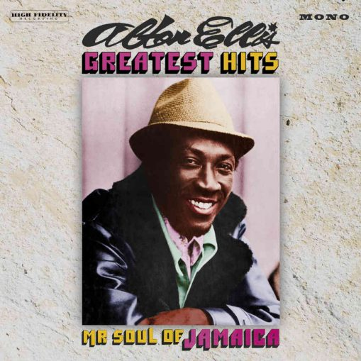 Alton Ellis - Mr soul of Jamaica