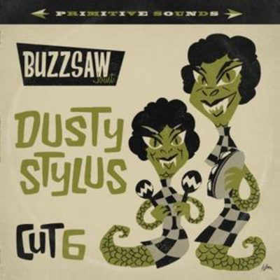 Buzzsaw Joint – dusty stylus cut 06