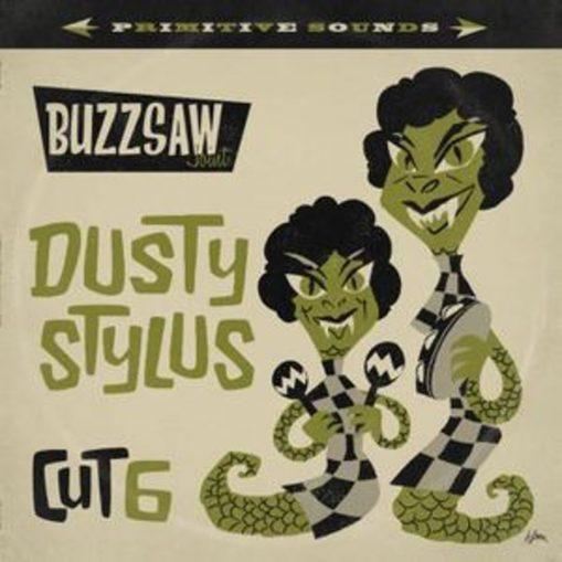 Buzzsaw Joint – dusty stylus cut 06