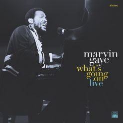 Marvin Gaye - what's going on - live