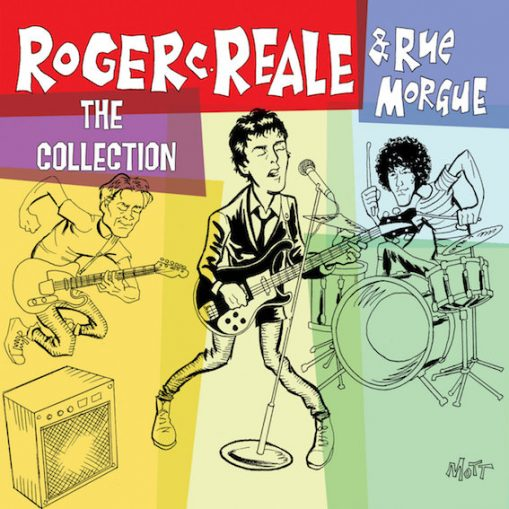 Roger C Reale & Rue Morgue - the collection