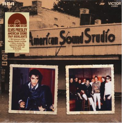 Elvis Presley - American Sound 1969 Highlights