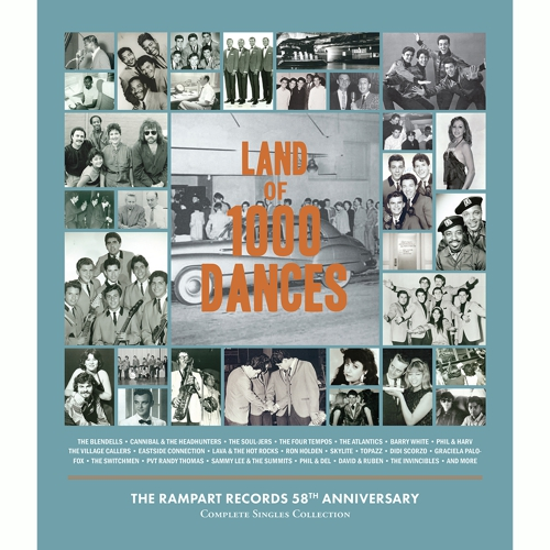 Land of 1000 Dances - The Rampart Records Complete Singles Collection
