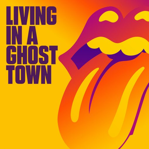 Rolling Stones - living in a ghost town