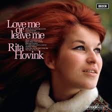 Rita Hovink - love me or leave me