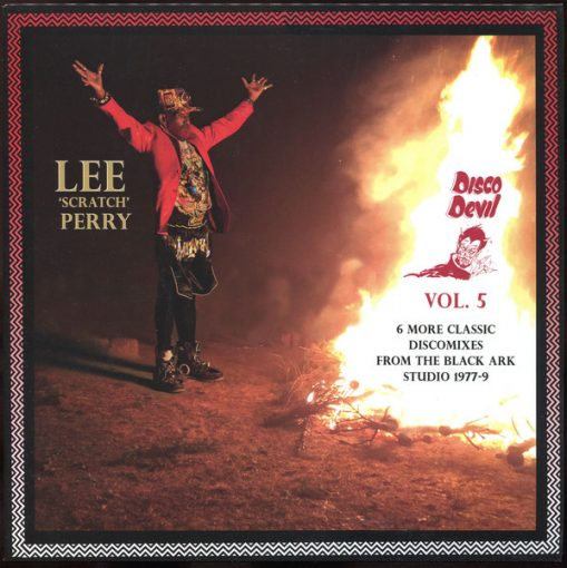 Lee Perry - disco devil vol 5