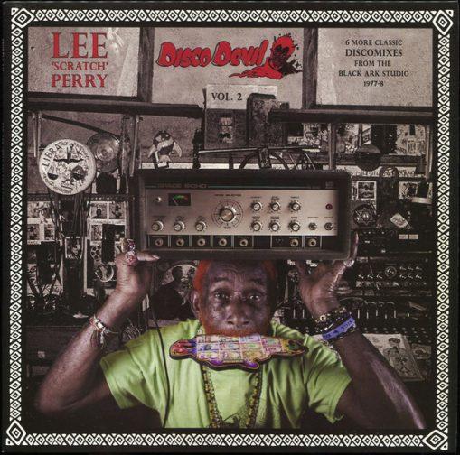Lee Perry - disco devil vol 2