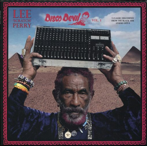 Lee Perry - disco devil 1