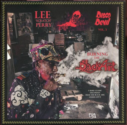 Lee Perry - disco devil vol 3