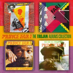 Prince Far I -The Trojan albums Collection