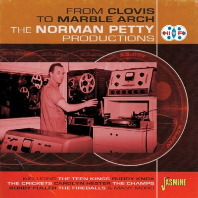 From Clovis to Marble Arch - The Norman Petty Productions