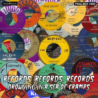 Records Records Records - Drowning in a Sea of Cramps