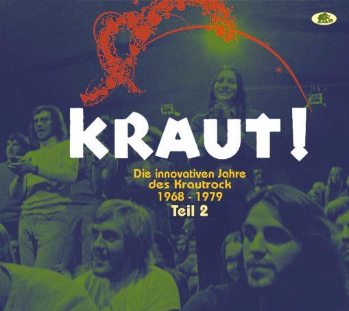Kraut vol 2 - Die innovativen Jahre des Krautrock 1968-1979