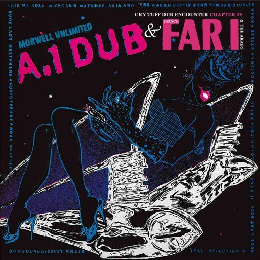 Morwell Unlimited & Prince Far I & The Arabs - a.1 dub / cry tuff dub encounter chapter IV