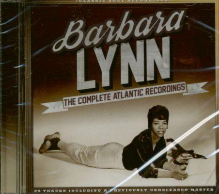 Barbara Lynn - the complete Atlantic recordings