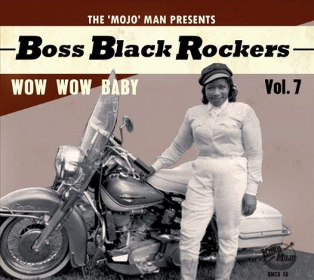 Boss Black Rockers vol 7 - wow wow baby