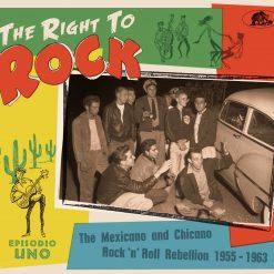 The Right To Rock - The Mexicano & Chicano Rock 'n' roll Rebellion 1955-1963 episodio uno