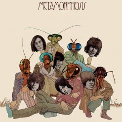 The Rolling Stones - Metamorphosis UK
