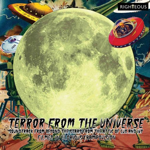 Terror From The Universe – Soundtrack From Beyond The Stars From Attic Of Lux And Ivy